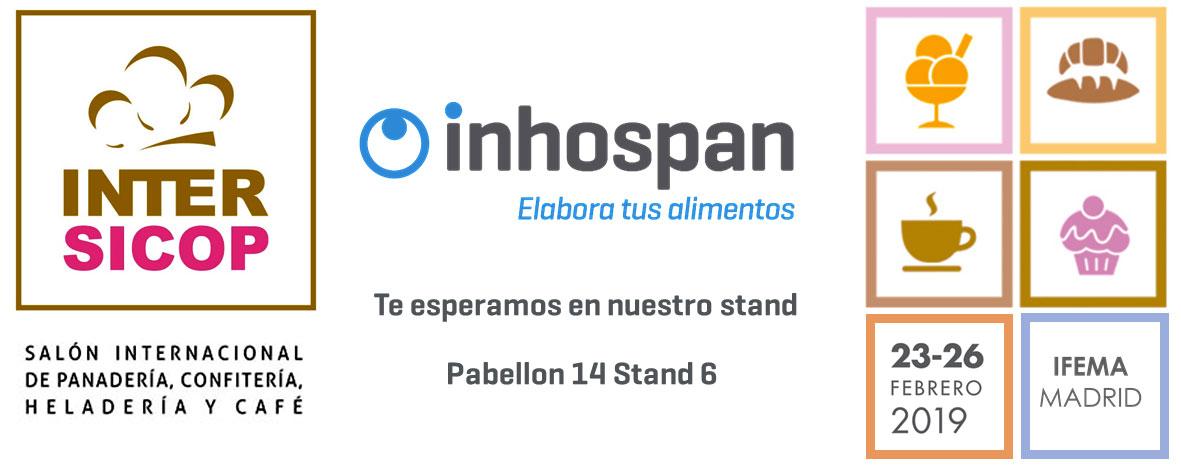 INHOSPAN EN INTERSICOP 2019